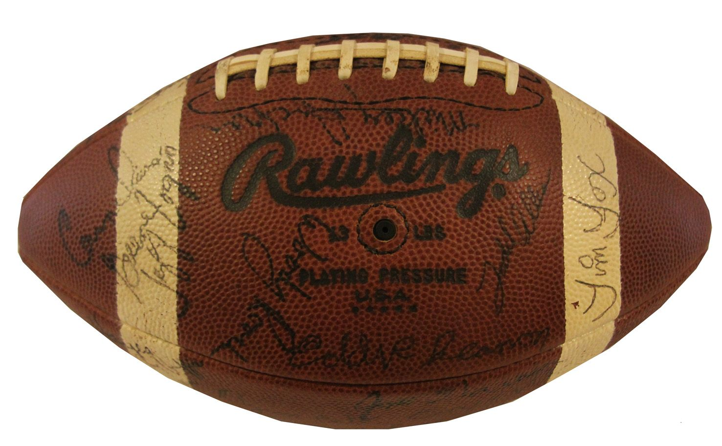 Autographed Football | eBay