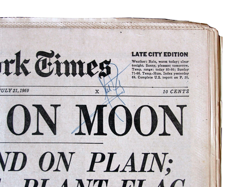 1969 newspaper moon mission - photo #32