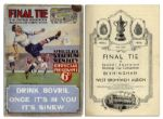 Exceedingly Rare Official Program for the 1931 F.A. Cup Finals -- In Which Two Midlands Rivals Competed, as the Only West Midlands Local Derby in the Cups History