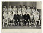 World Champion 1960 Boston Celtics Team-Signed 14 x 11 Photo -- With PSA/DNA COA