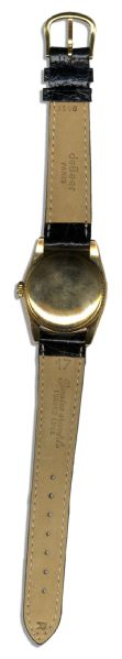 Clark Gable's Own Vintage Rolex Wristwatch