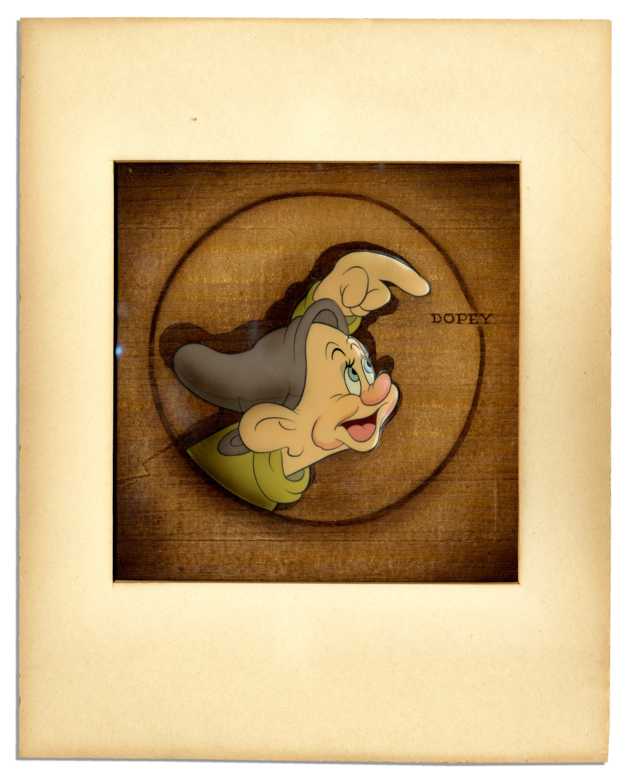 Walt Disney Snow White And The Seven Dwarfs Cel Art Sells