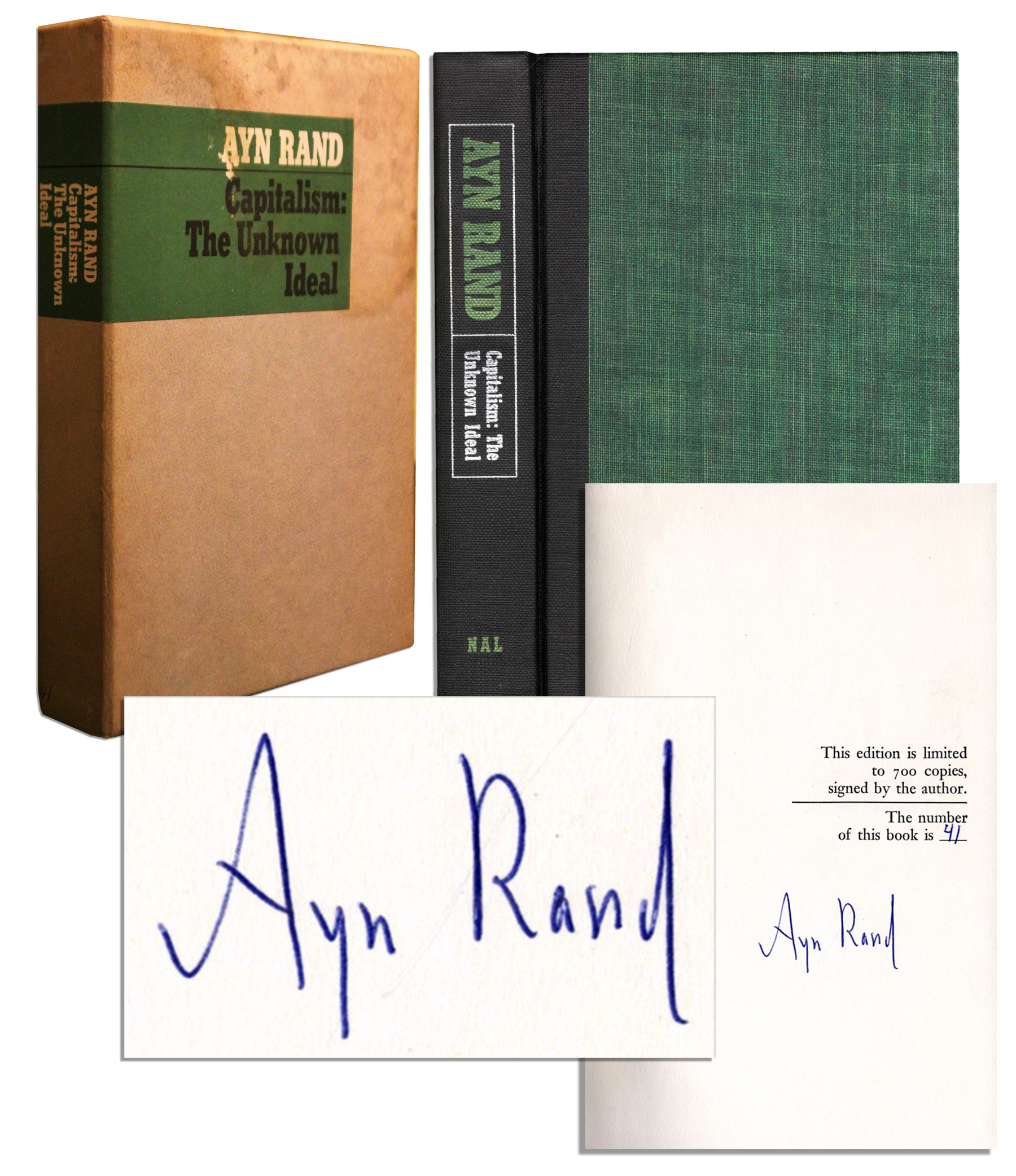 ayn rand essays capitalism Ayn rand (1905–1982) was a novelist-philosopher who outlined a comprehensive philosophy, including an epistemology and a theory of art, in her novels and essays.