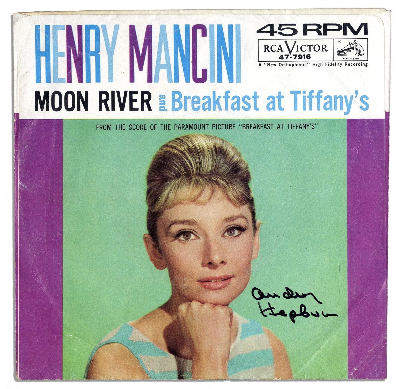 moon river audrey hepburn