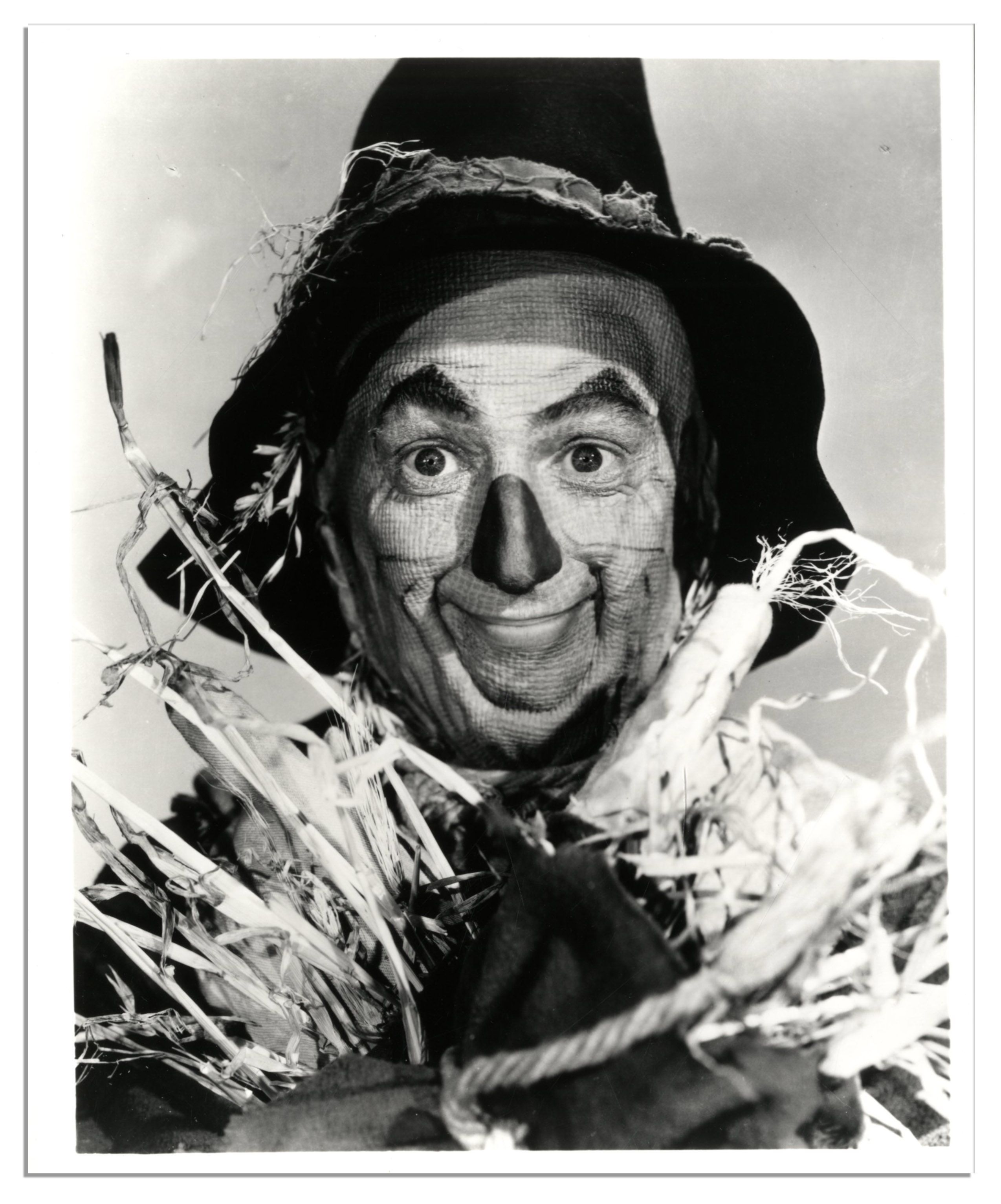 Scarecrow face wizard of oz - photo#14
