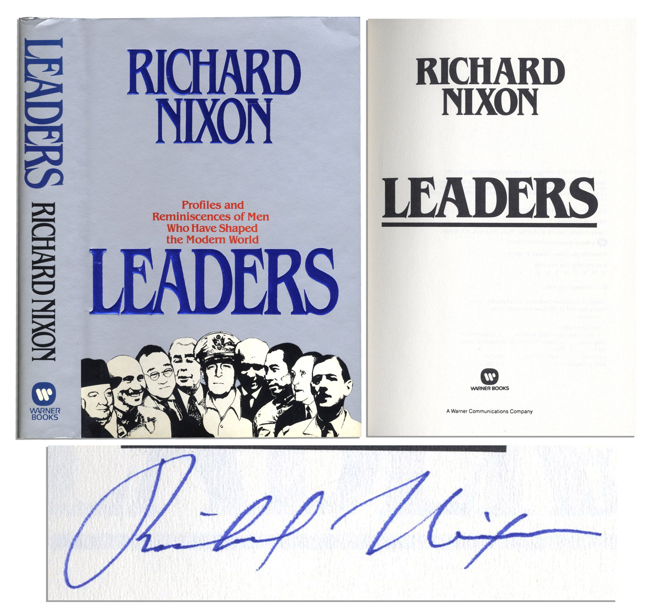 an analysis of our textbooks which has a lot of information on richard nixon In 1978, nixon published rn: the memoirs of richard nixon, an intensely personal examination of his life, public career and white house years the book became a best-seller he also authored .