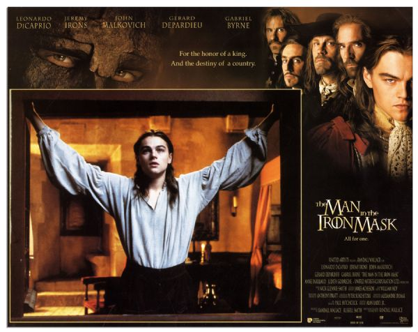 Leonardo DiCaprio's Shirt From Man in the Iron Mask