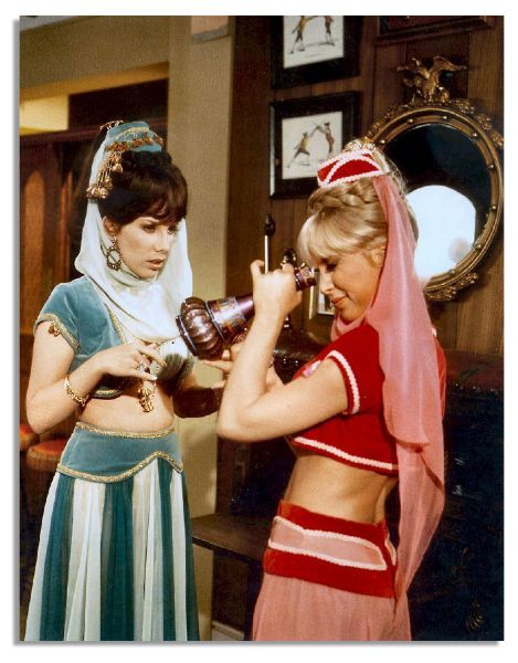 Unbottling Jeannie: Magic and Mischief on the Set of a