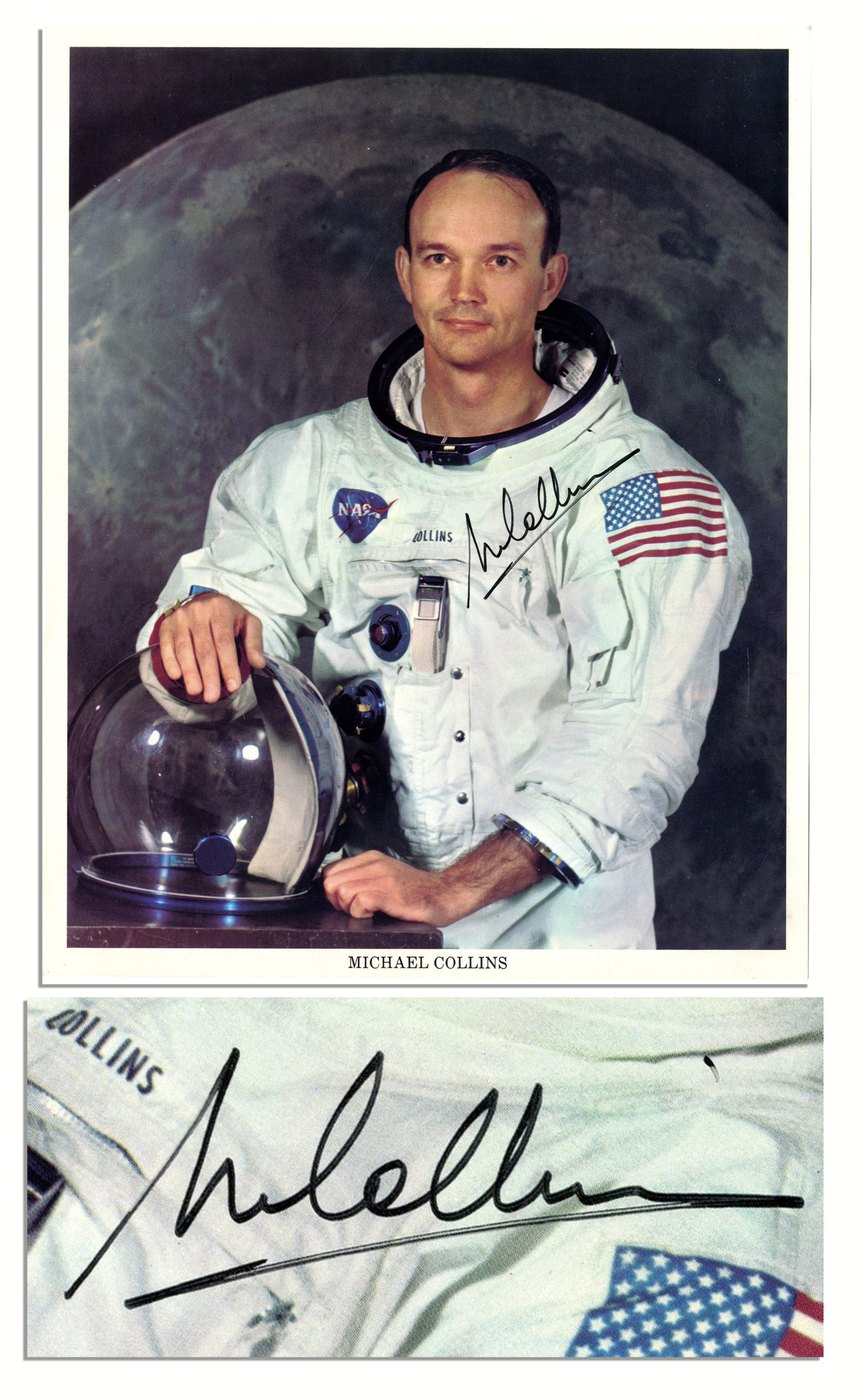 michael collins astronaut death - photo #13