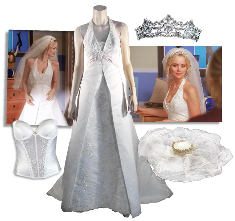 Lot Detail - \'\'Desperate Housewives\'\' Screen-Worn Wedding Dress ...