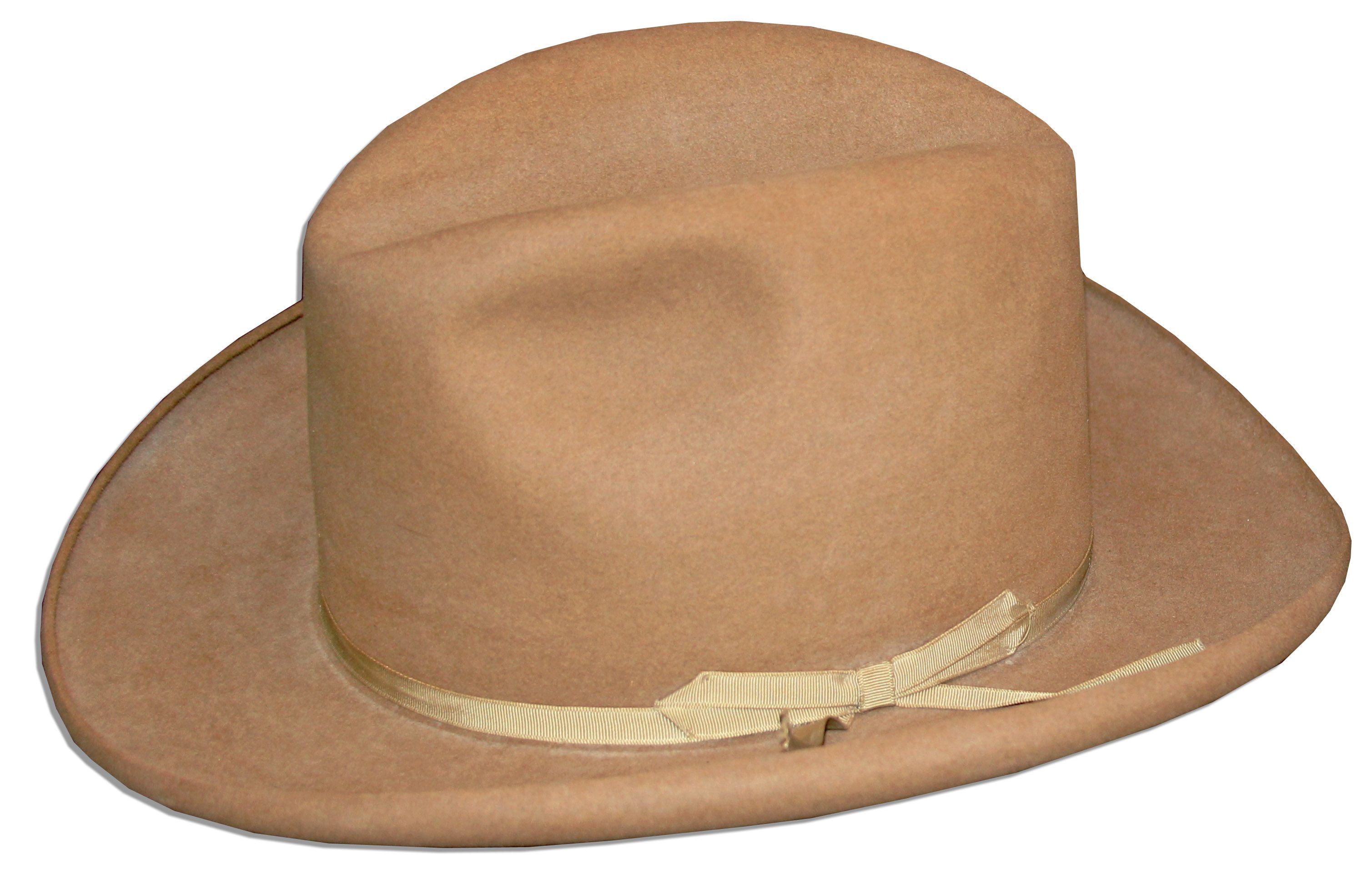 Lot Detail - Winston Churchill s Personally Owned and Worn Stetson Hat 225db757e06