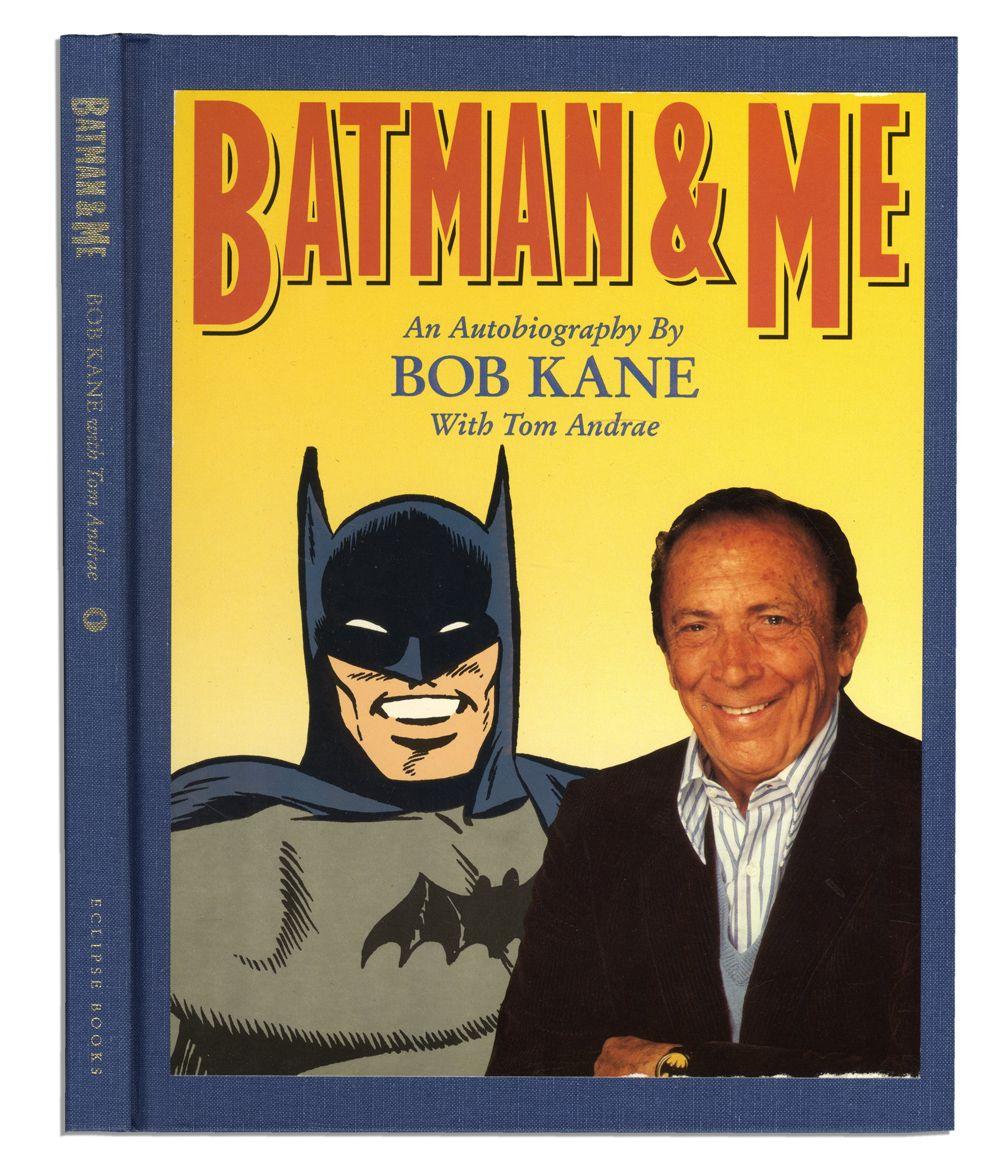 bob kane original batman art