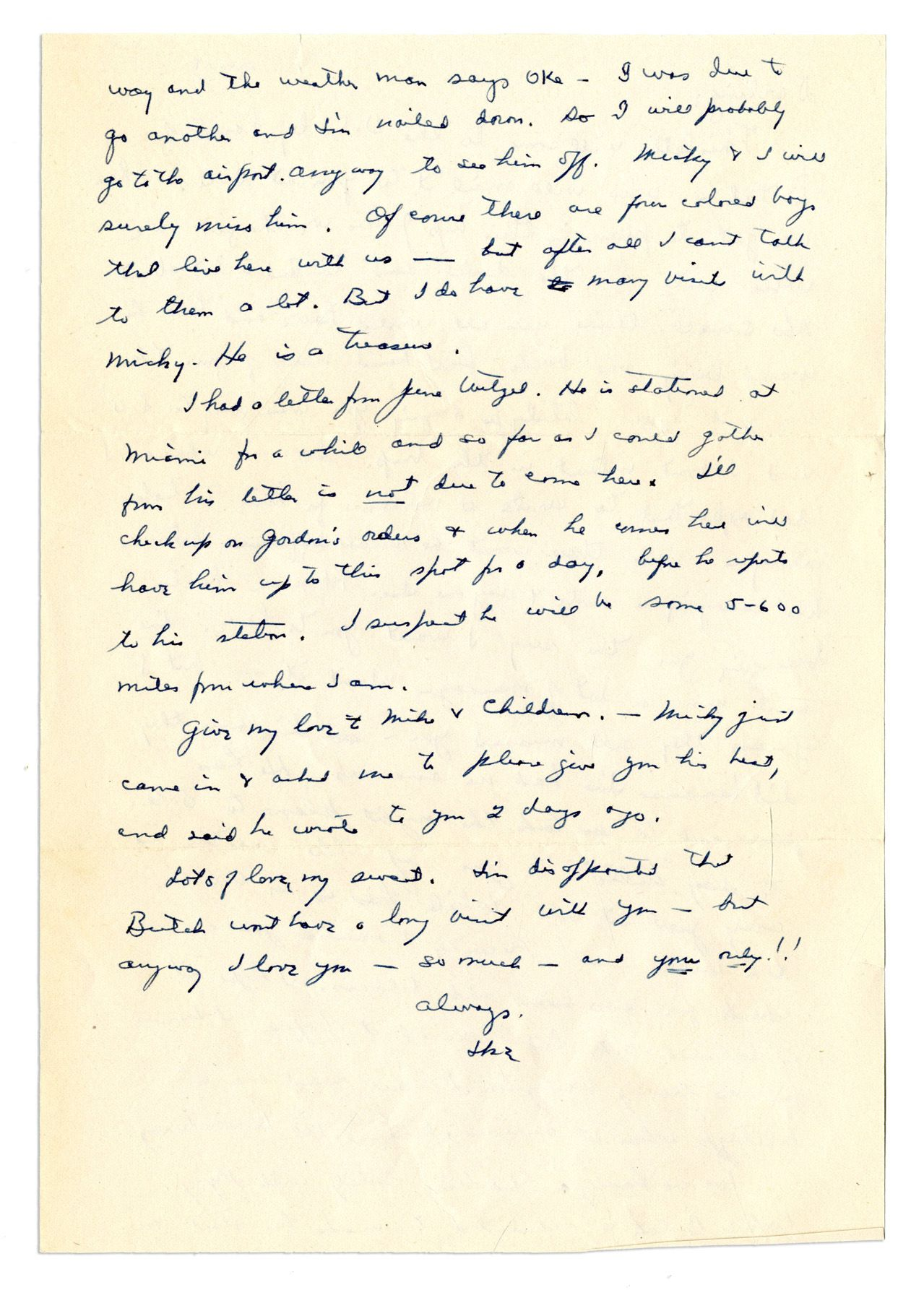 lot detail dwight eisenhower wwii autograph letter signed