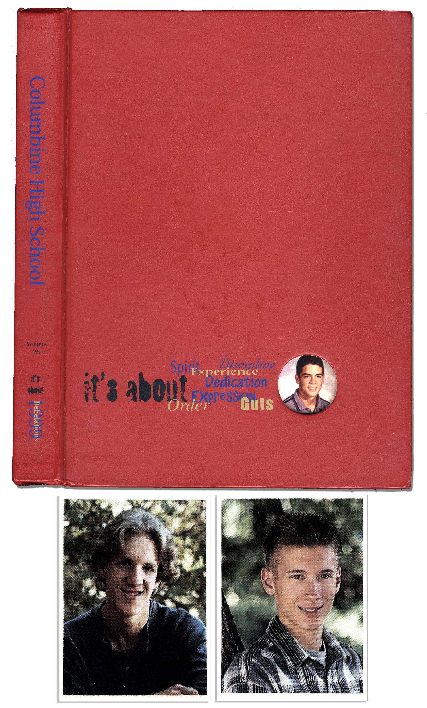 Columbine High School Year Book 1999
