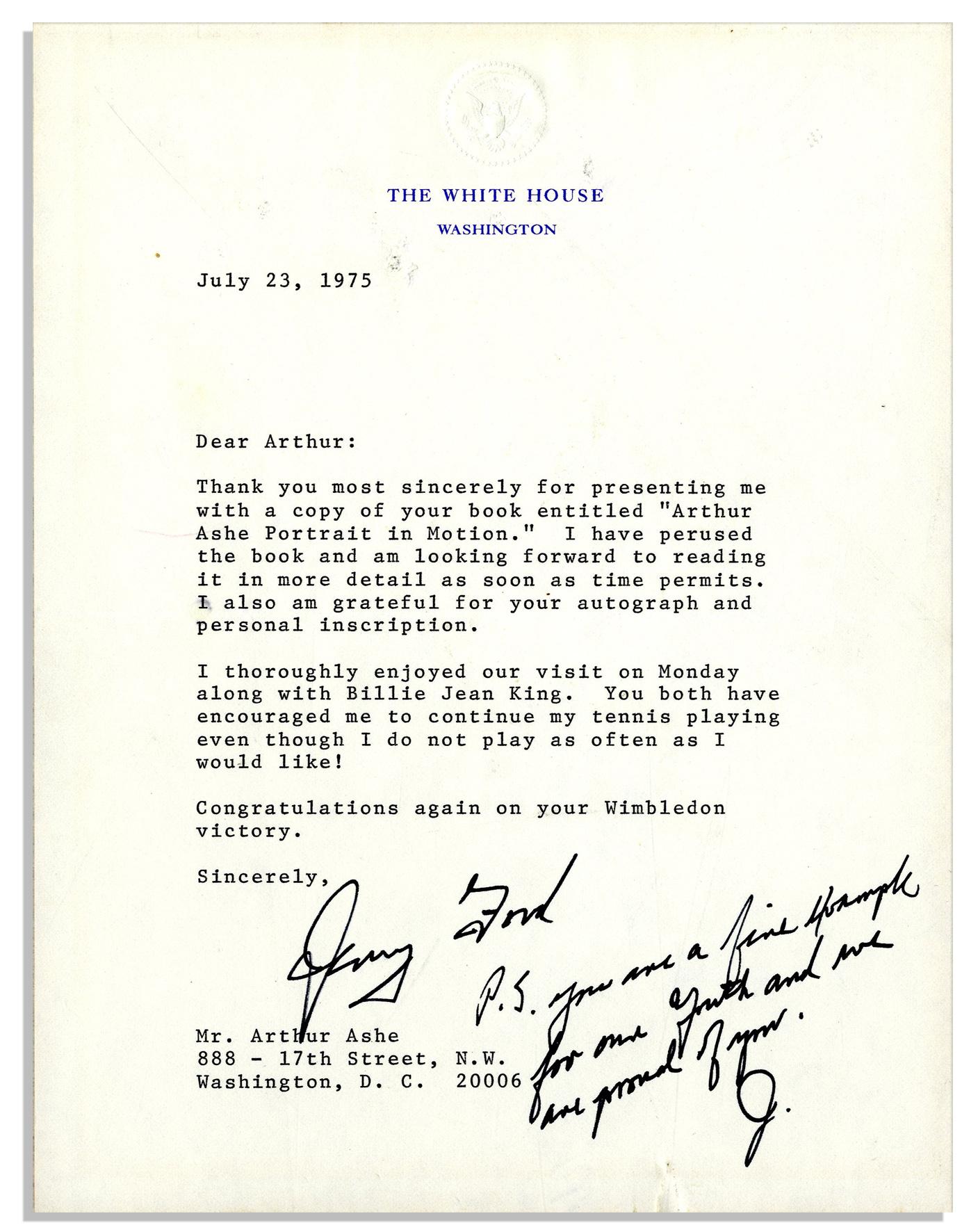 Postscript Letter