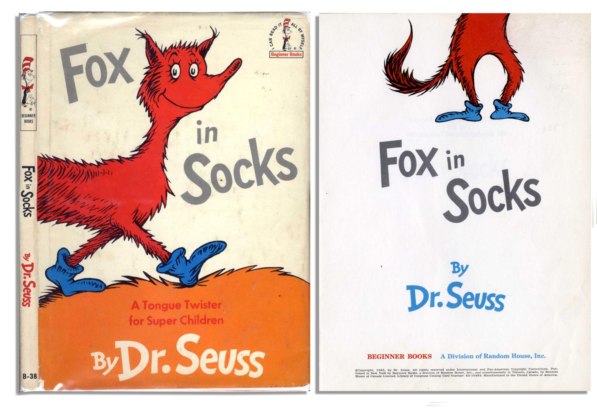 Lot Detail - Dr. Seuss...