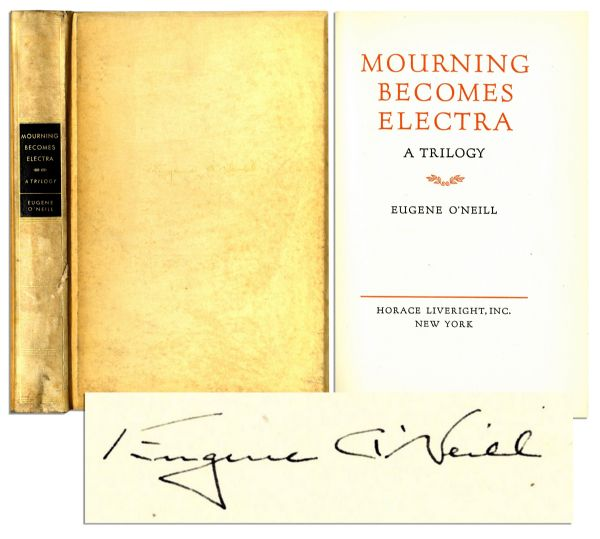 Mourning Becomes Electra Essay