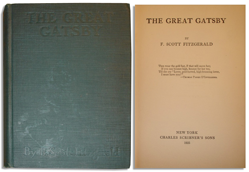 an analysis of the title of the great gatsby a novel by f scott fitzgerald The title the great gatsby immediately brings up not only the memory of a  character, but the story of the famous book  the great gatsby is a novel written  by f scott fitzgerald  analysis of the great gatsby novel english literature  essay.