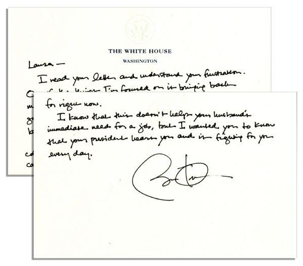 Donald Trump Autograph