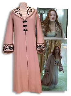 Kate Winslet Screen-Worn Coat From ''Titanic'' -- Worn During Her Dramatic Scenes of the Ship Sinking