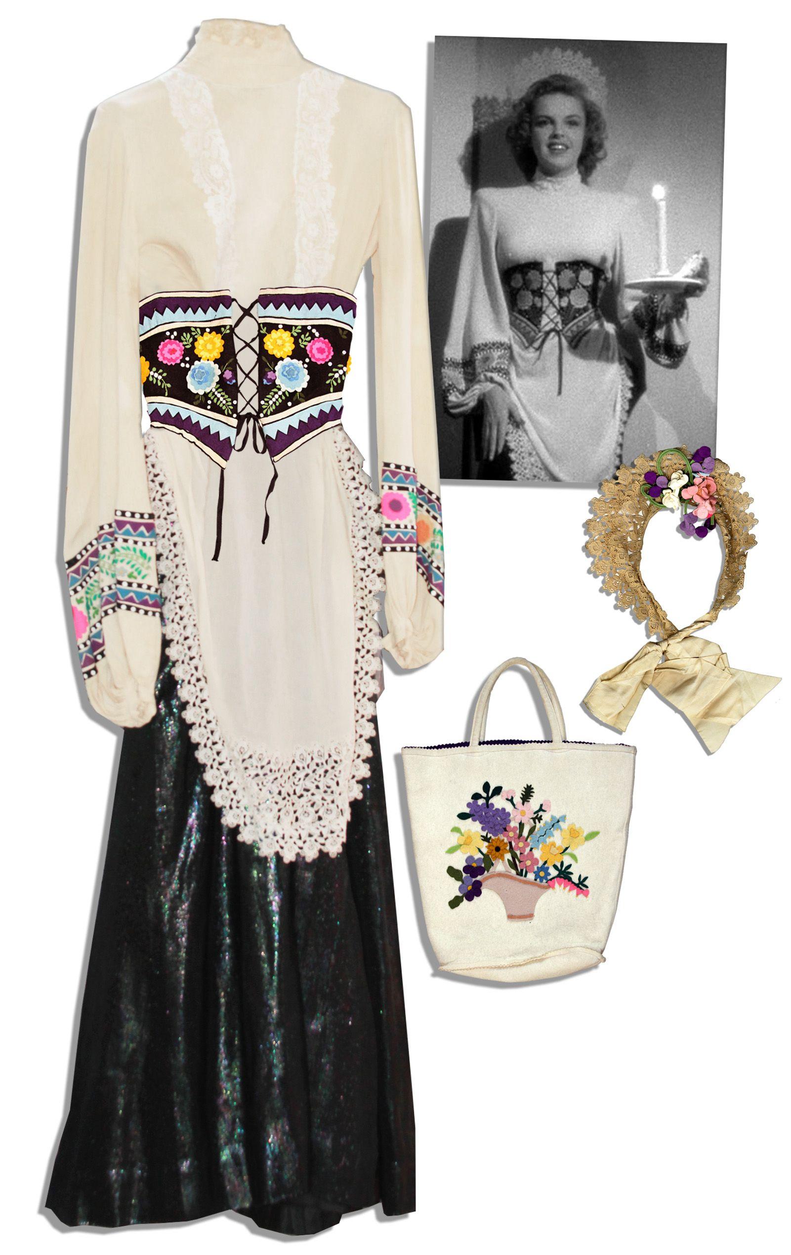 Judy Garland Memorabilia