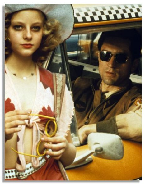 Early Gwyneth Paltrow Worn Costume -- From Her ''Premiere Magazine'' Shoot Recreating a Scene From ''Taxi Driver'' -- Complete Ensemble Replicates Jodie Foster's Outfit