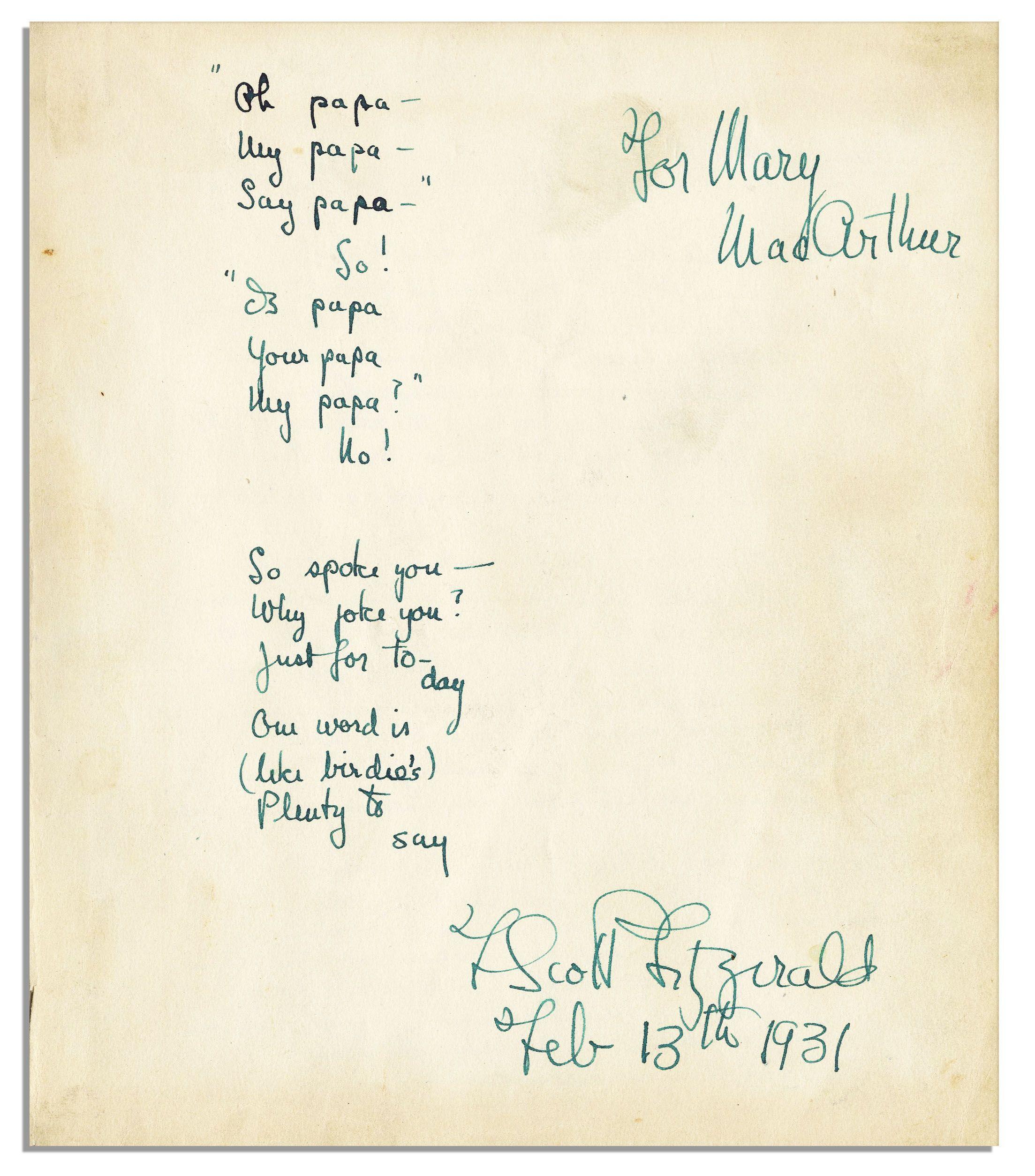 Edgar Allan Poets Sorry