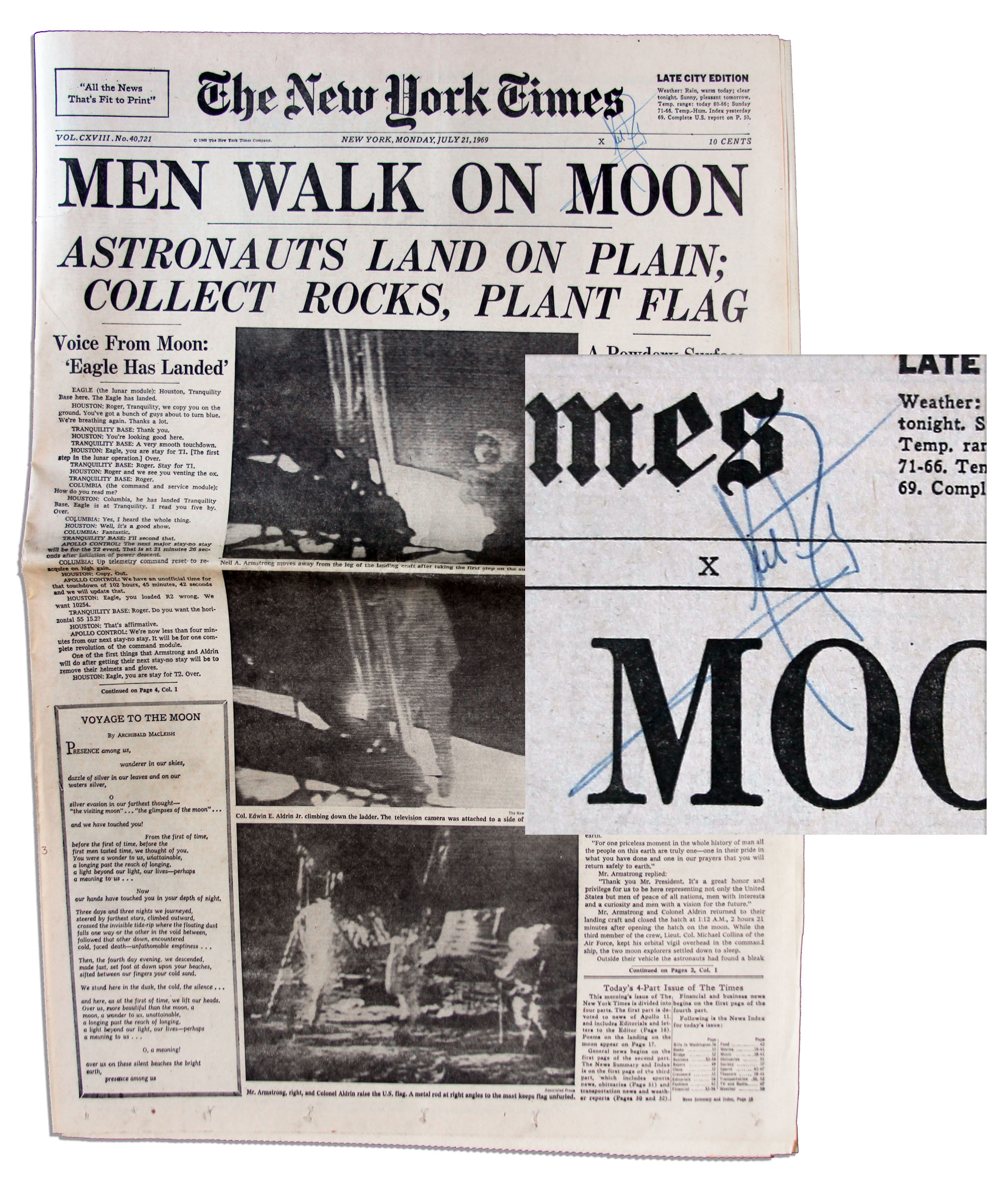 articles on neil armstrong - photo #18