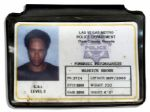 ID Prop Card Used in Production of 2012s Most Watched Television Show in the World, CSI: Crime Scene Investigation