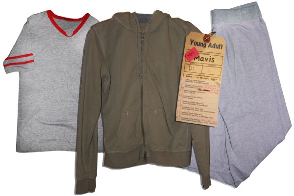 Charlize Theron Screen-Worn Wardrobe From ''Young Adult''