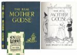 Bob Keeshan Owned The Real Mother Goose Book