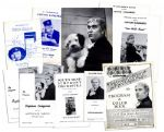 Captain Kangaroo Lot of 8 Programs From His Fun With Music Tour -- Live Appearances With Orchestras