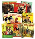 Captain Kangaroo Illustrated Childrens Books From 1950s -- Lot of 12