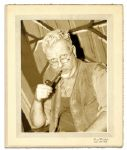 1954 Bob Keeshan 8 x 10 Photo as Tinker The Toymaker on Tinkers Workshop