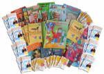 Large Collection of Captain Kangaroo Childrens Books -- Plus Copies of Bob Keeshans Autobiography Growing Up Happy Owned by Him -- 135 Books