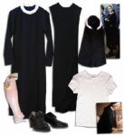 Jodie Foster Screen-Worn Nun Wardrobe From Comedy The Dangerous Lives of Altar Boys