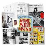 Scarce Gone With the Wind Publicity Campaign Kit -- With Various Promotional Material Related to the Limited Release of the Epic Film