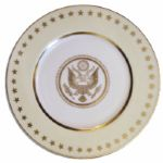 President Franklin D. Roosevelt Official White House China -- Commissioned for the 1939 Worlds Fair