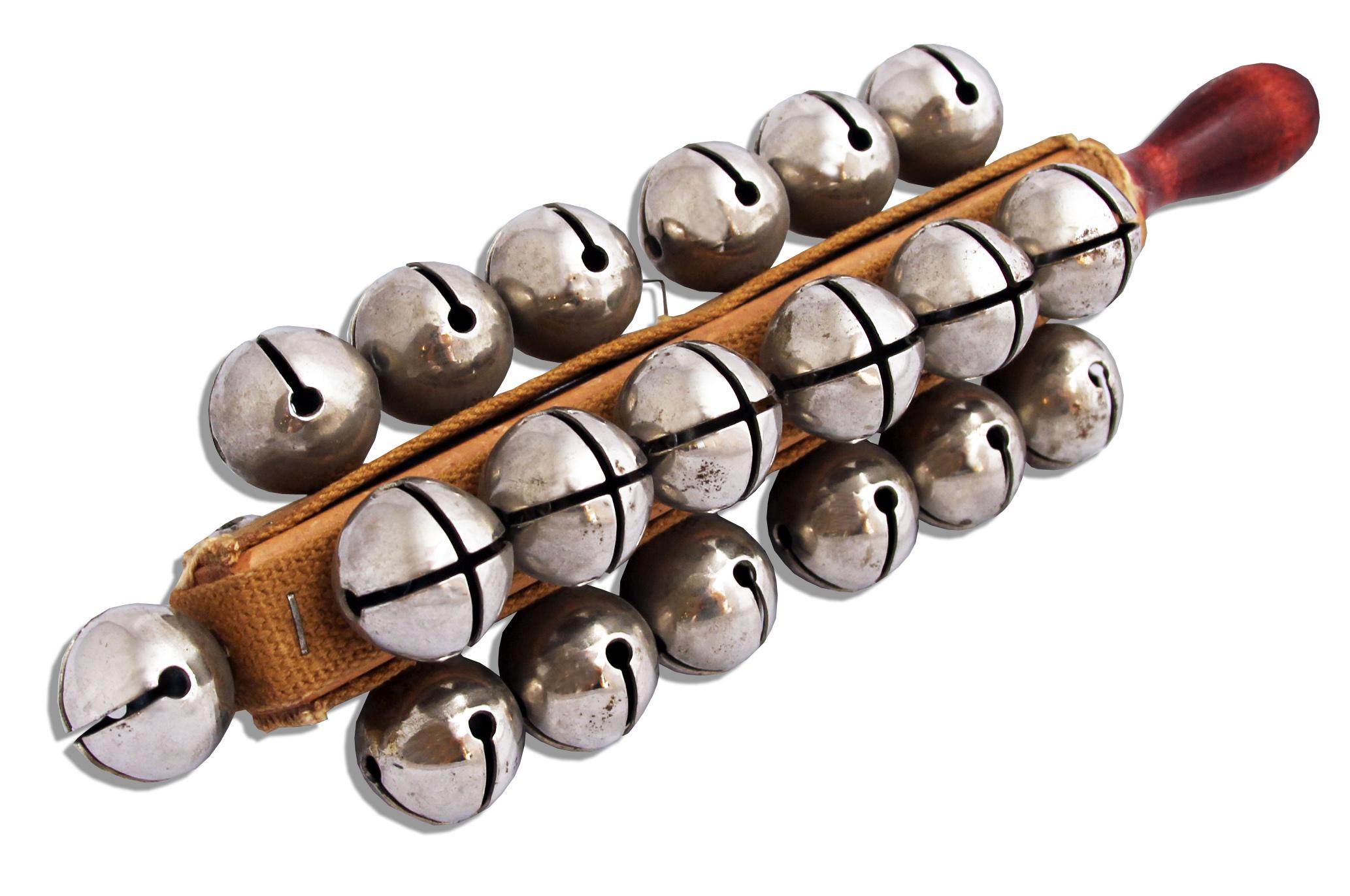 Lot Detail - Christmas Sleigh Bells Prop From the Captain Kangaroo ...