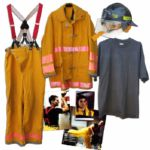 Tom Cruise Fireman Costume From Mission Impossible -- With a COA from The Prop Store
