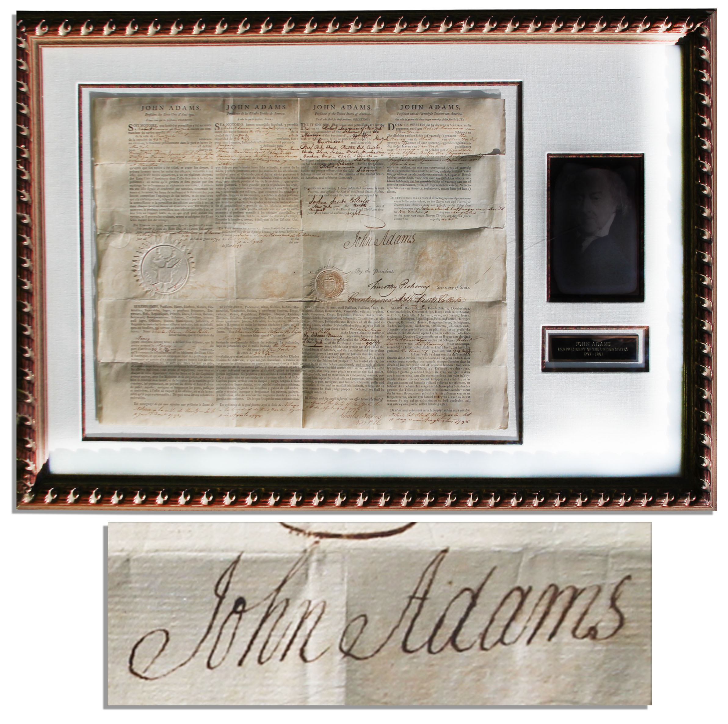 john adams and zachary taylor essay Business and politics separated john adams from his wife and family for much of the time when adams was a young lawyer, his travels to distant villages on the court circuit kept him away even when he was at home, abigail scolded him for staying out late at night while attending various meetings.