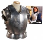 Richard Gere Screen-Worn Armor as Lancelot in His Arthurian Film First Knight