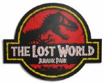 The Lost World: Jurassic Park Original Circular Movie Sign
