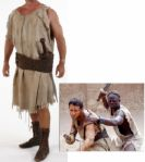 Screen-Worn Costume From Gladiator -- The Moroccan Arena Scenes
