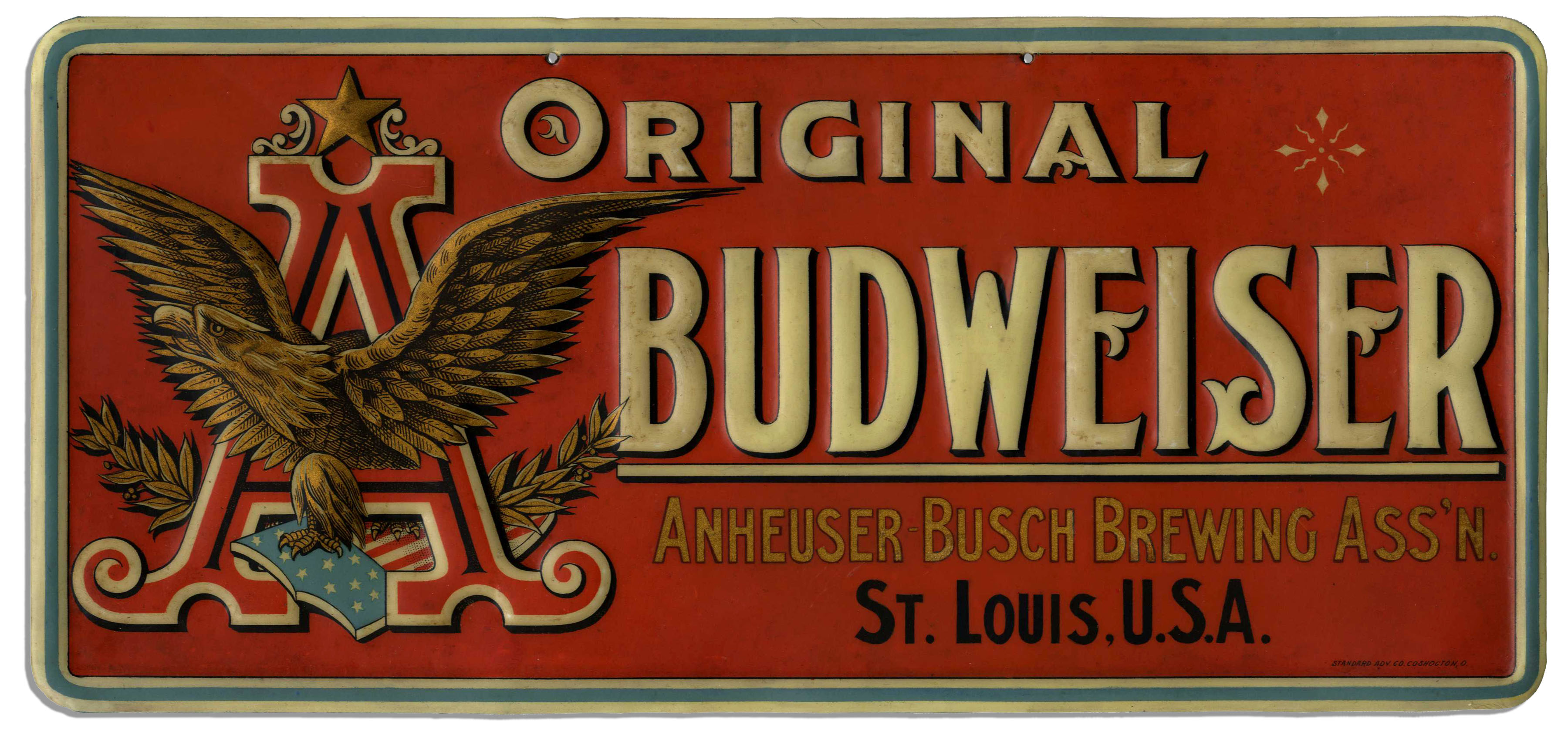 an overview of the history of anheuser busch