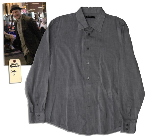 Woody Harrelson Screen-Worn Costume From ''Now You See Me''
