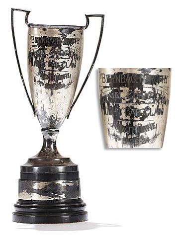 Wilbur Shaw Indianapolis 500 Trophy