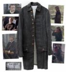 Heath Ledger Screen-Worn Coat From the 2000 Perios Piece Film The Patriot