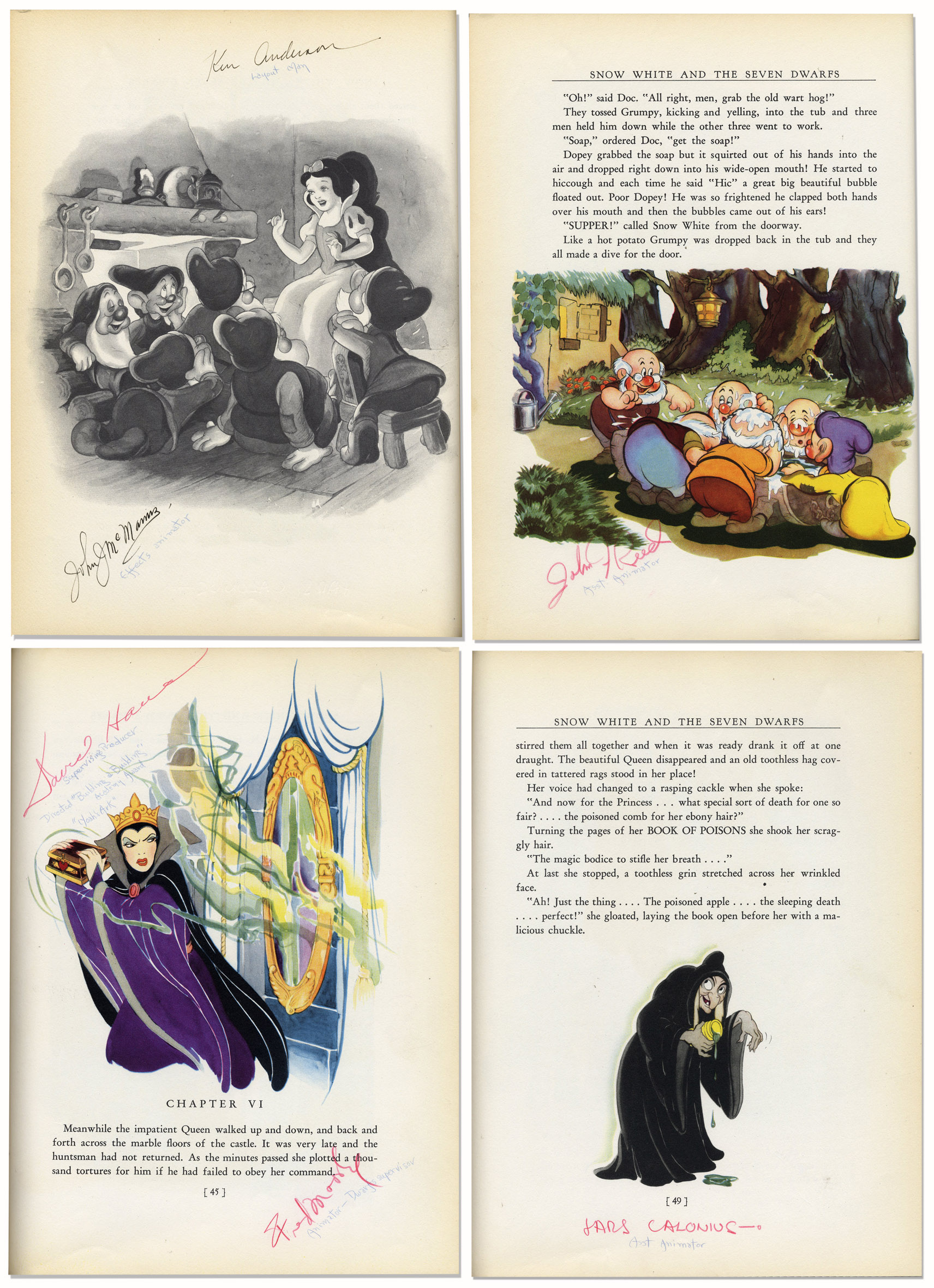 The Seven Most Popular Types Of Businesses: Disney's ''Snow White And The Seven Dwarfs