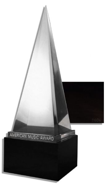 American Music Award From the 2011 Ceremony